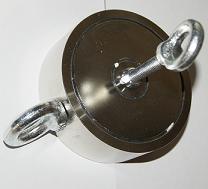 Поисковый магнит на 300кг двухсторонний